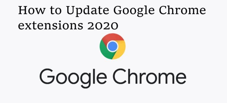 update google chrome extension, how to